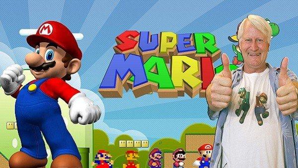 Super Mario: Así es Charles Martinet, la voz original de Mario