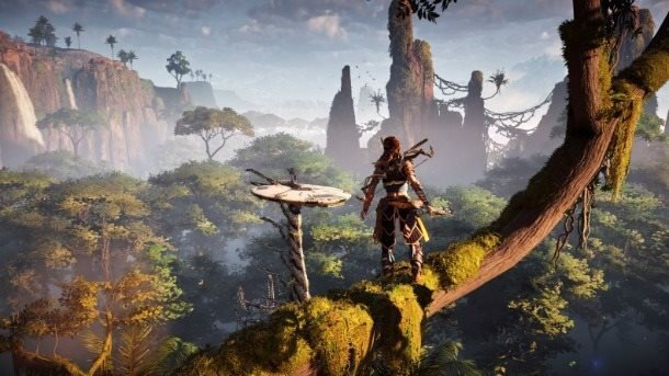 AlfaBetaTOP: Horizon: Zero Dawn se convierte en el videojuego más esperado