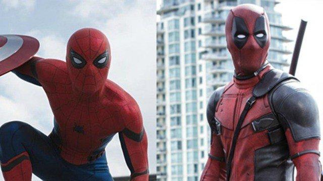 Capitán América: Civil War: Cuando Spiderman conoció a Deadpool