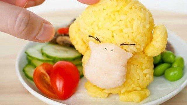 Pokémon: Te dará pena devorar esta comida con forma de Pokémon