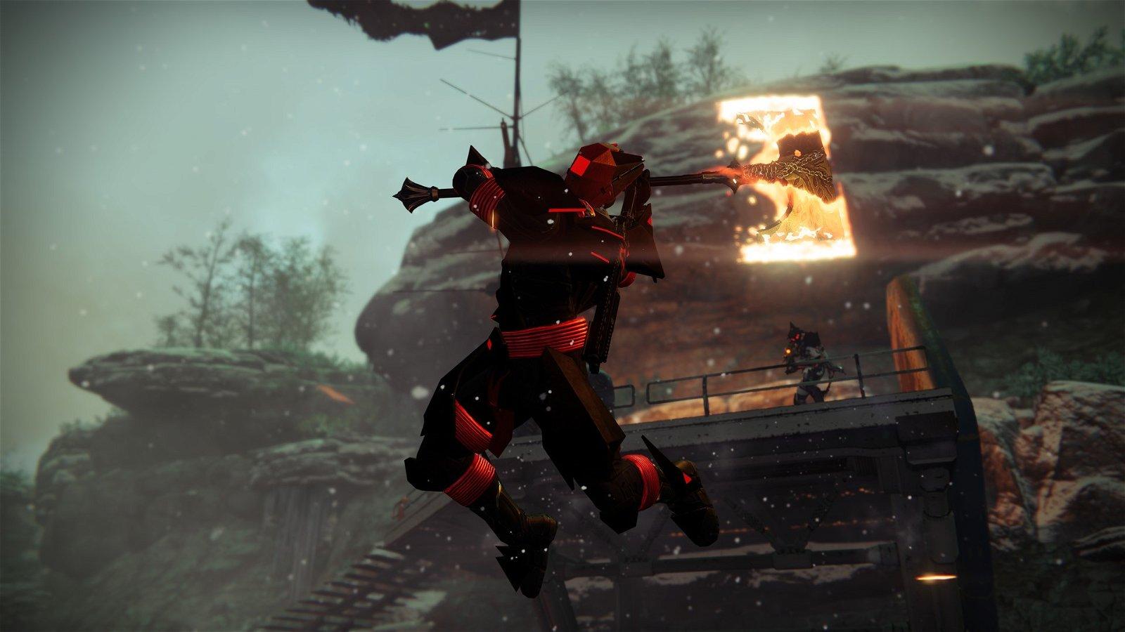 Destiny: Los Señores de Hierro tiene una misión ridículamente difícil