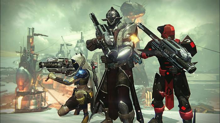 Destiny: Las 5 mejores armas de Los Señores de Hierro