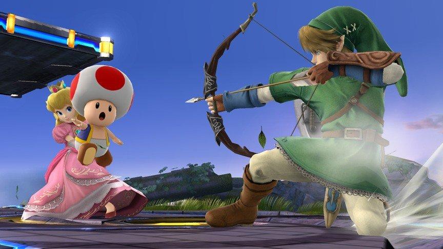 Nintendo Switch podría contar con un Super Smash Bros. en su lanzamiento