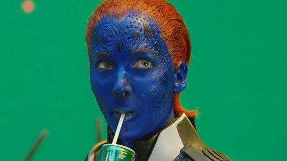 X-Men: Apocalipsis comparte sus tomas falsas