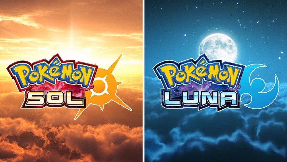 Pokémon Sol y Luna se muestra en nuevas imágenes