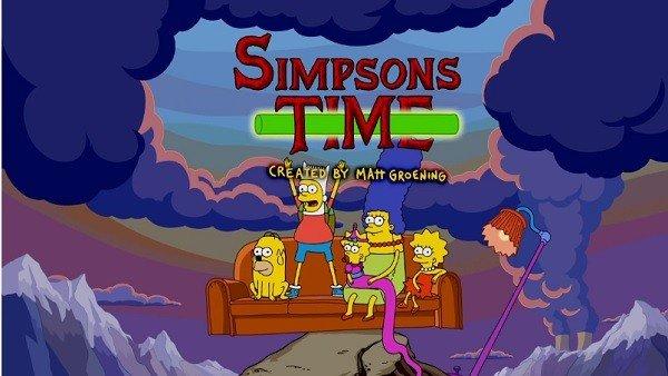 Los Simpson rinden homenaje a Hora de Aventuras en su nueva intro