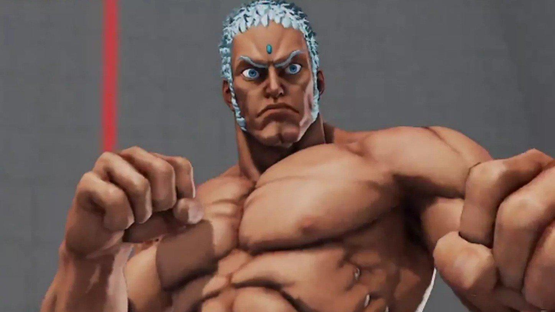 Street Fighter V: Urien puede desnudarse con este sencillo truco