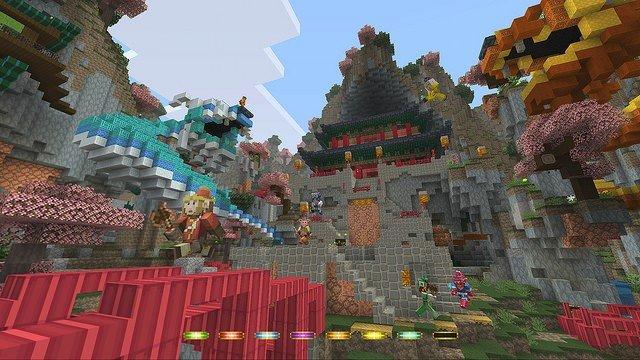 Minecraft lanzará un pack de mitología china el 5 de octubre
