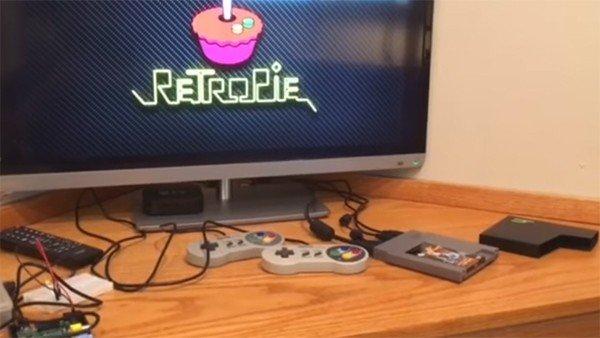 Convierte un cartucho de NES en una consola funcional