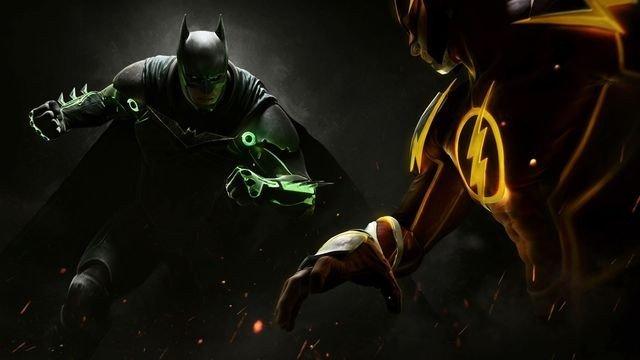 Injustice 2 muestra un nuevo gameplay con Batman y Superman