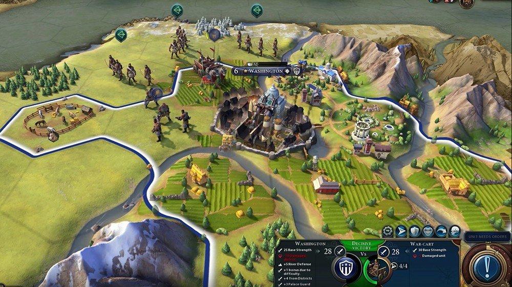 Los mejores videojuegos de estrategia 4X actuales que deberías probar