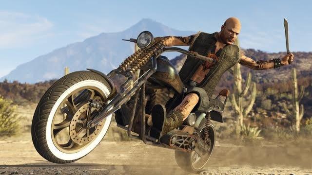Grand Theft Auto Online recibirá el DLC Moteros el 4 de octubre