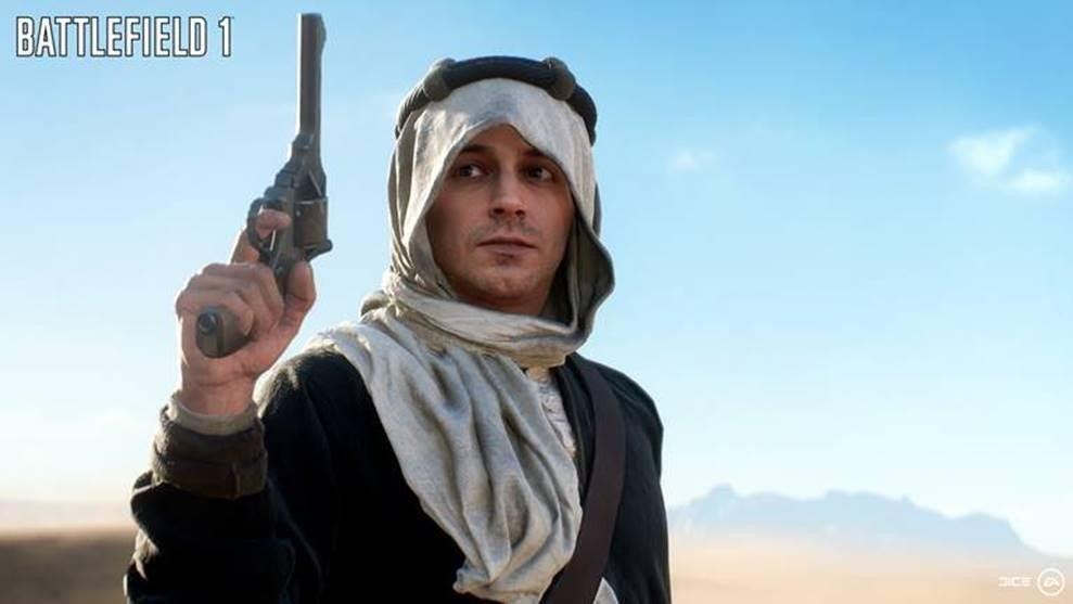 Battlefield 1 presenta su modo campaña en su nuevo tráiler