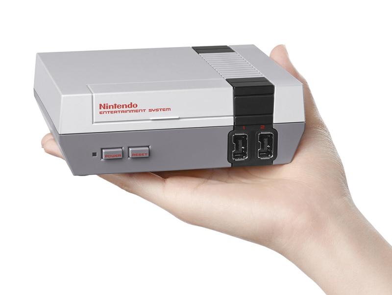 Nintendo Classic Mini tiene un nuevo vídeo de presentación
