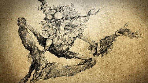 League of Legends revela el arte conceptual de Ivern