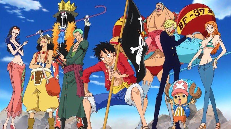 Overwatch y One Piece se fusionan en estos increíbles fanarts