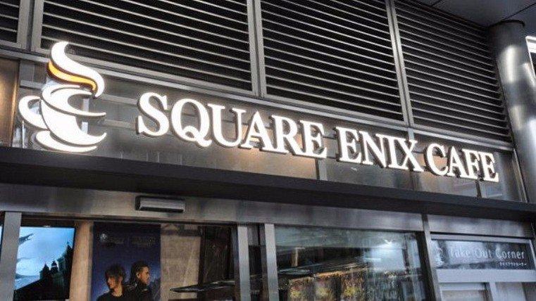 Square Enix inaugura una cafetería dedicada a sus fans