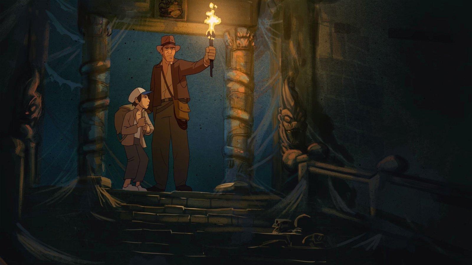 Indiana Jones ya tiene su propia película de animación fan