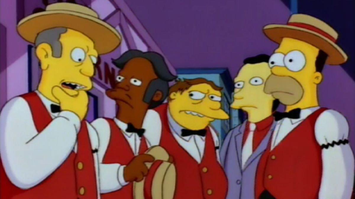 Los Simpson: Su tema principal a capela suena así de bien