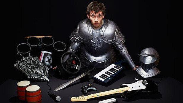 Dark Souls: Bate un récord Guiness al completarlo con una guitarra de Rock Band