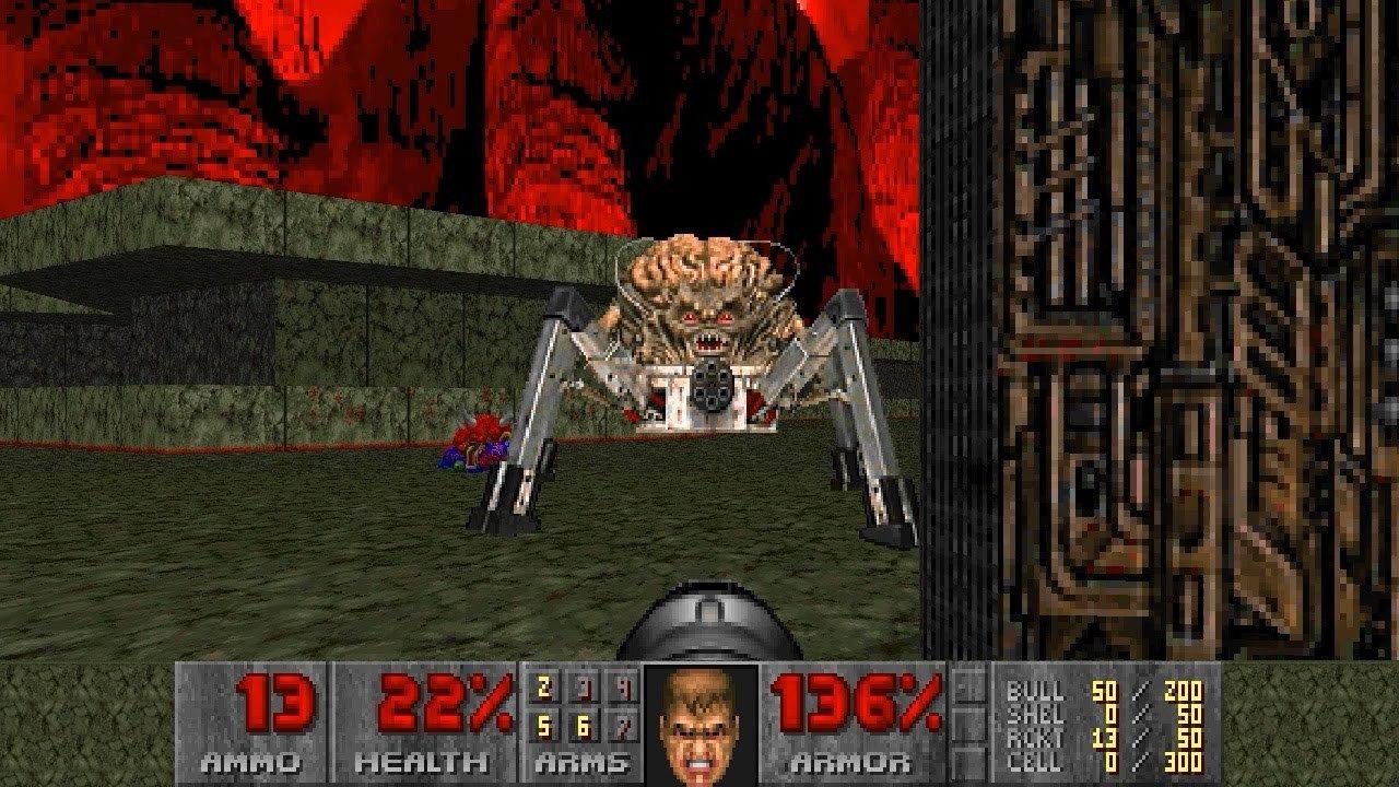 Doom también puede jugarse en la Touch Bar del nuevo MacBook Pro
