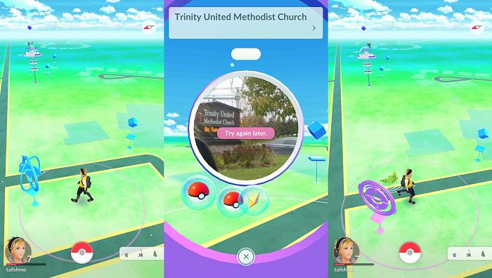 Pokémon GO te hace un regalo cada vez que visites una poképarada en Navidad