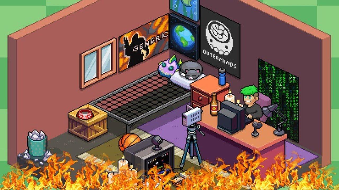 El nuevo videojuego de PewDiePie se colapsa por su cantidad de descargas