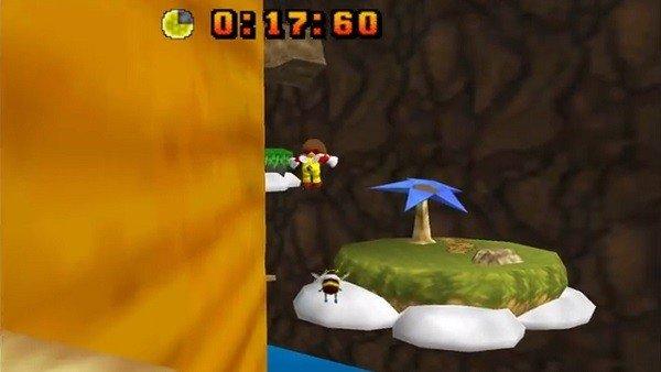 Super Mario 64 se vuelve un juego totalmente nuevo gracias a este hack