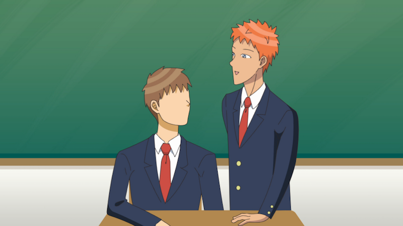Un nuevo anime trolea a los fans