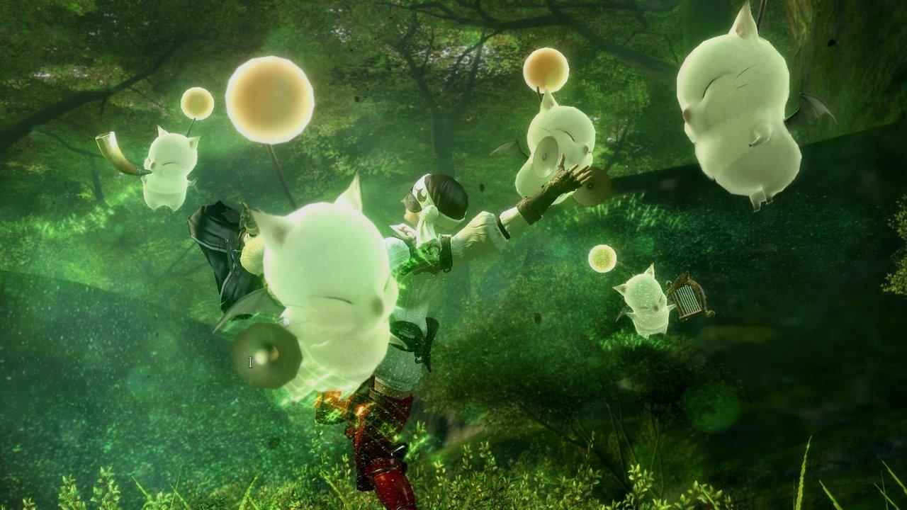 Final Fantasy XV sí tendrá finalmente moguris