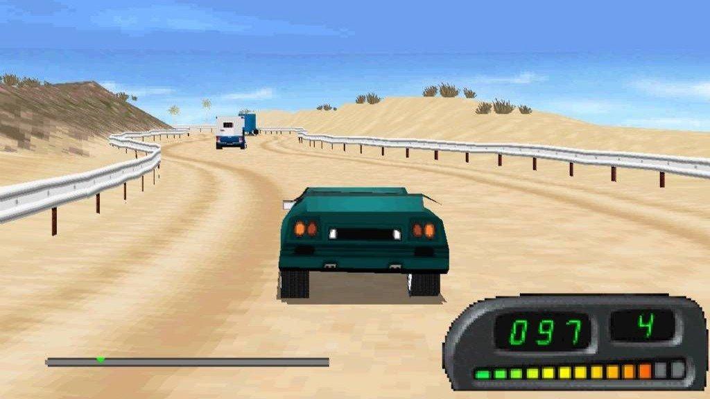 Los peores videojuegos de conducción de la historia