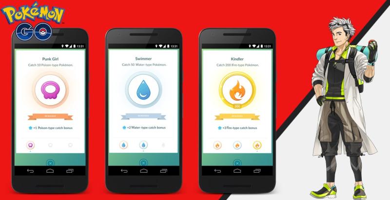 Pokémon GO permitirá capturar Pokémon raros más fácilmente con su nueva actualización