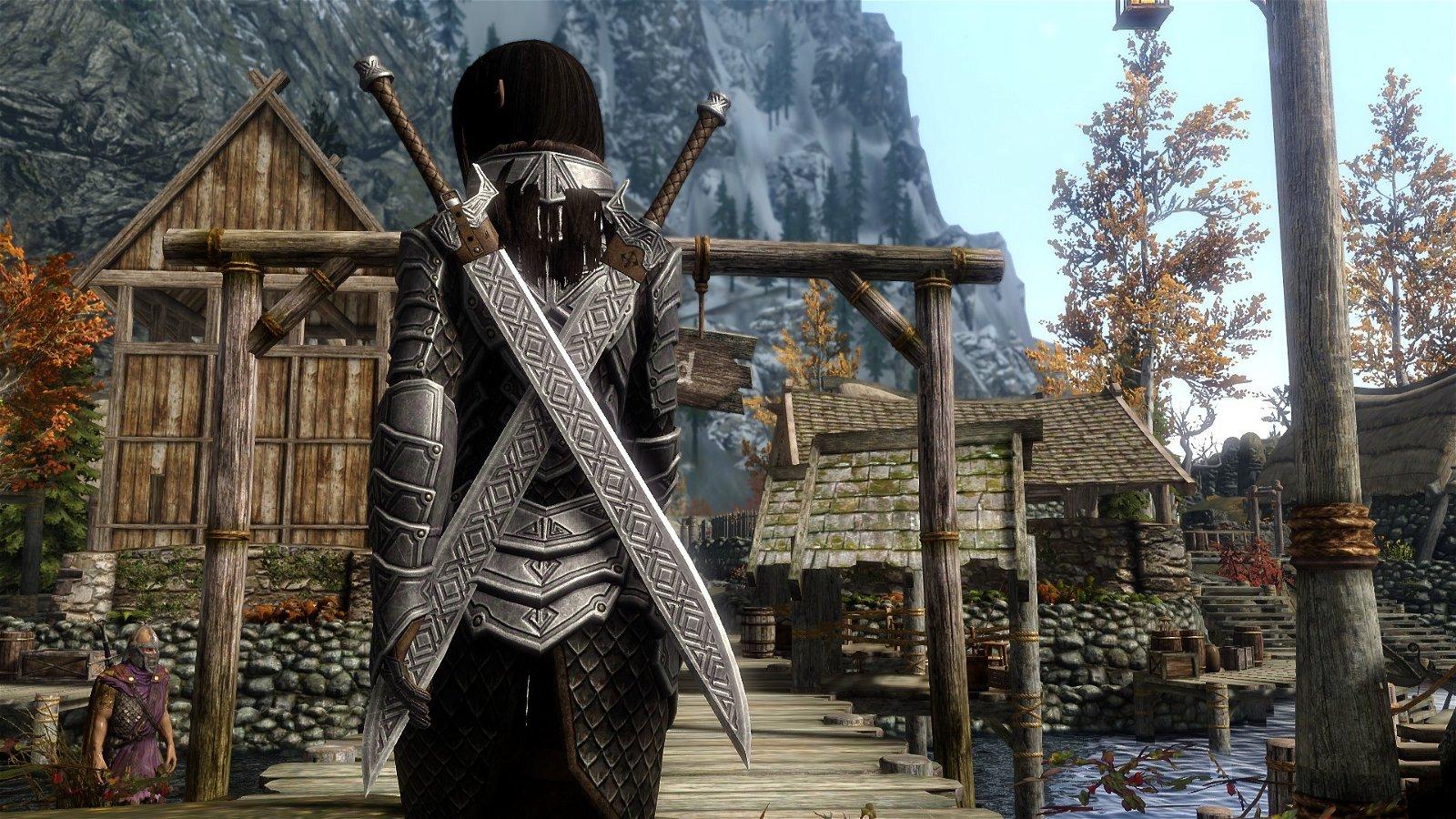 The Elder Scrolls V: Skyrim - Special Edition limitará el espacio para mods en PlayStation 4