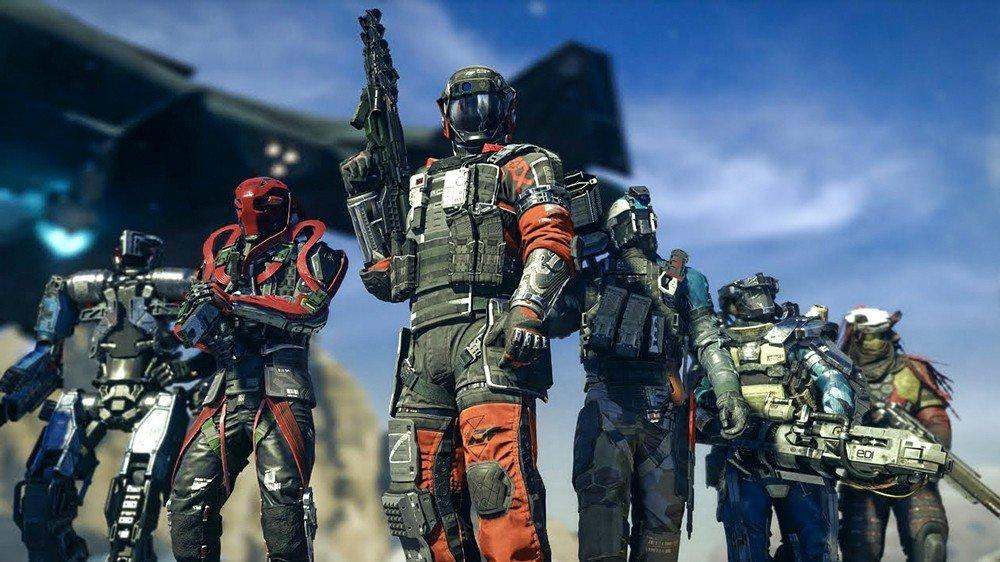 Call of Duty: Infinite Warfare anuncia el contenido de su beta