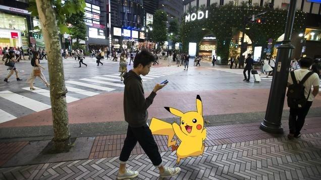 Pokémon GO ayudó a un hombre de 69 años con problemas para caminar