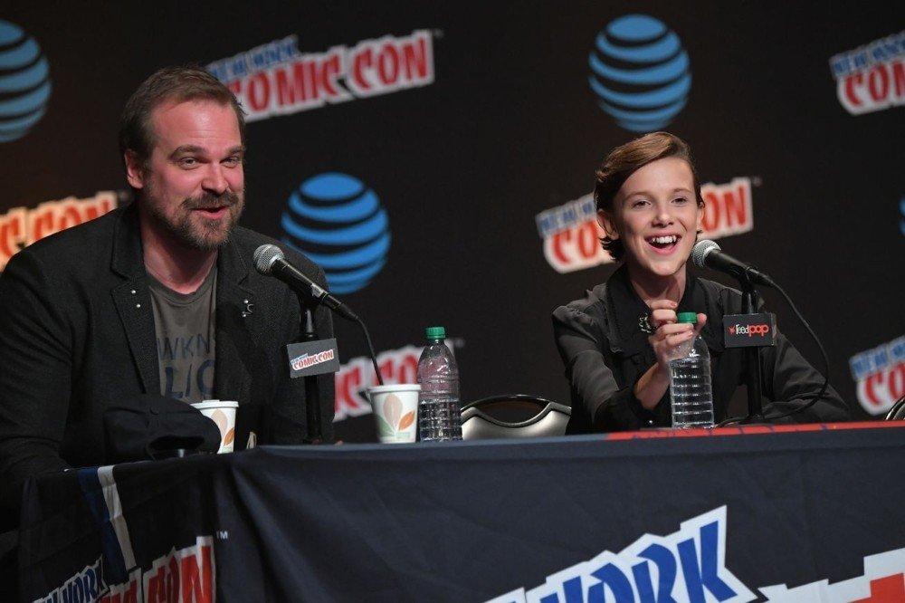 Stranger Things confirma que  habrá un triángulo amoroso en la segunda temporada
