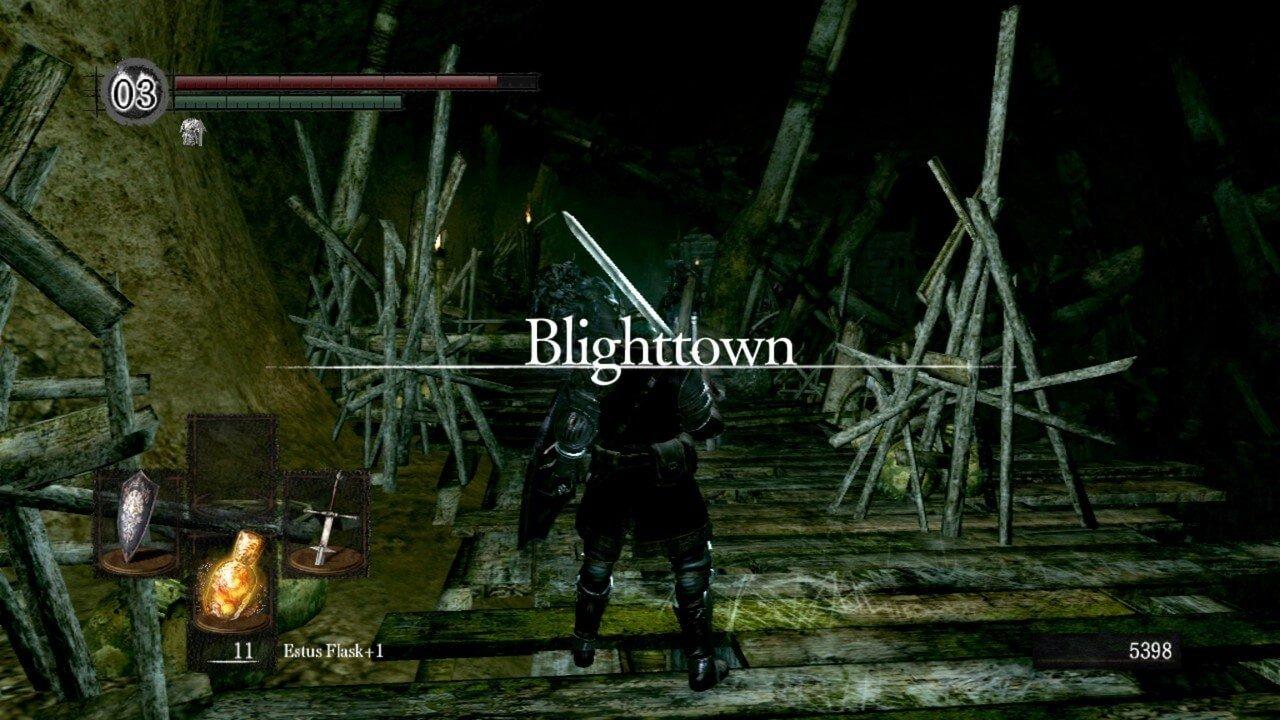 Dark Souls: Motivos por los que no deberías odiar la Ciudad Infestada