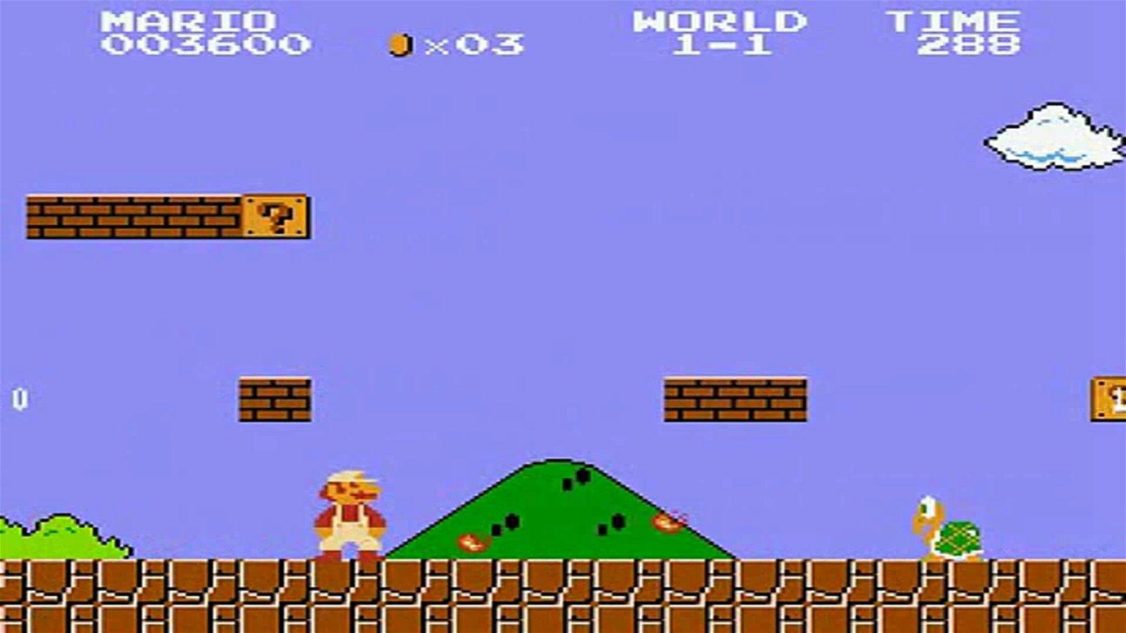 Este es el motivo por el que el récord de Super Mario Bros. se está batiendo tantas veces