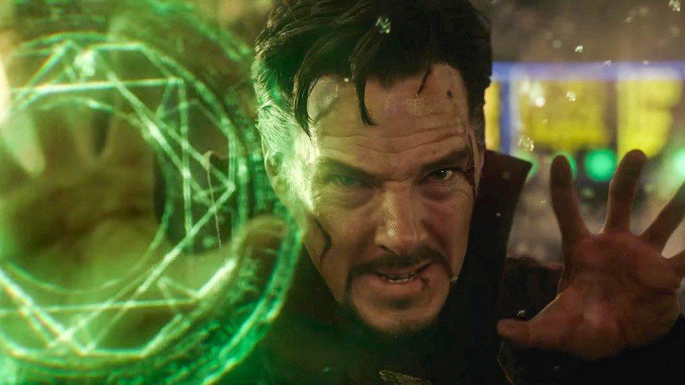 Doctor Strange no es el único papel que interpreta Benedict Cumberbatch en la cinta