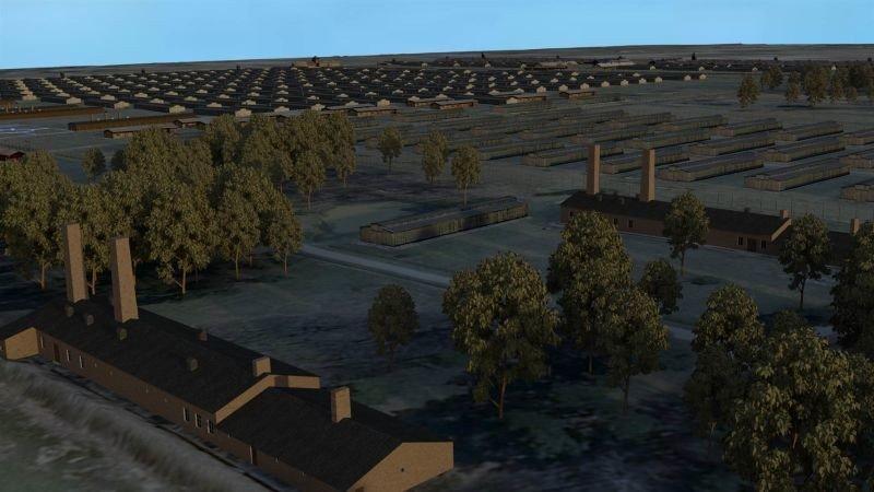 Crean una versión de Auschwitz en realidad virtual para poder encarcelar nazis