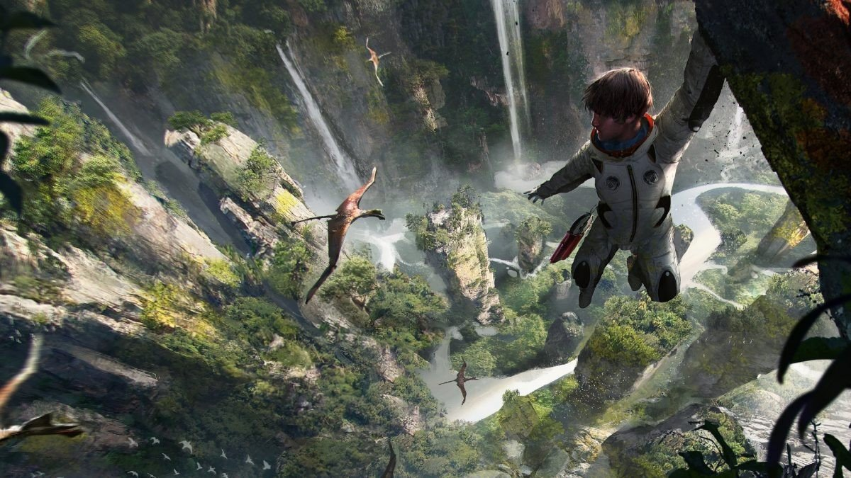 Robinson: The Journey llegará a Oculus Rift en enero