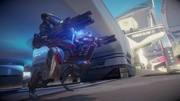 Ocho formas de sacarle el mejor partido a RIGS en PlayStation VR