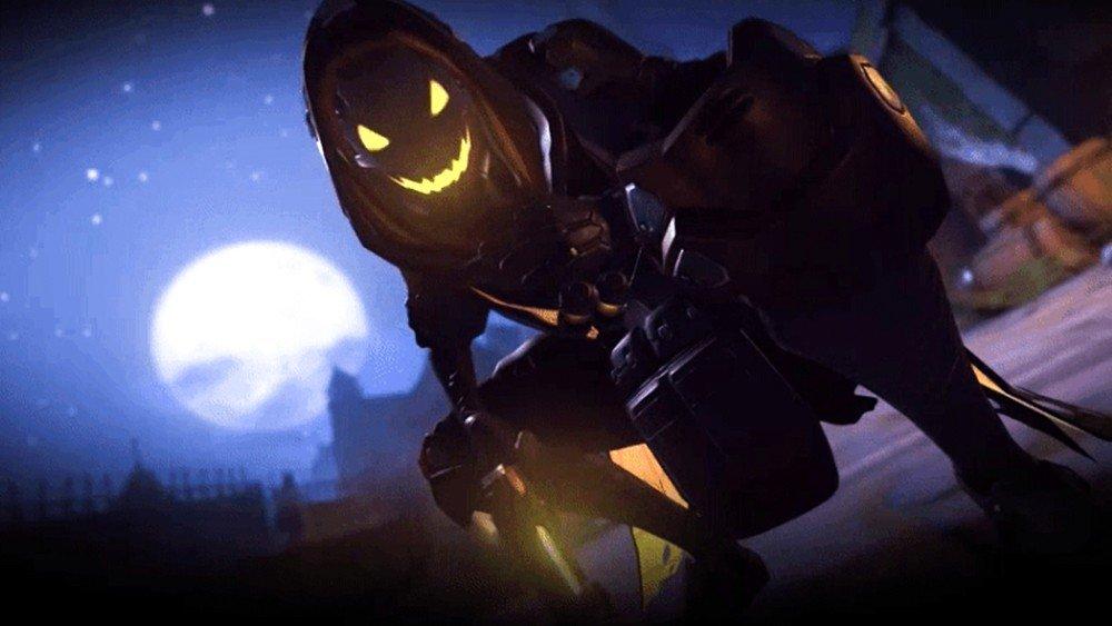 Overwatch: El evento de Halloween terminó demasiado pronto para algunos usuarios