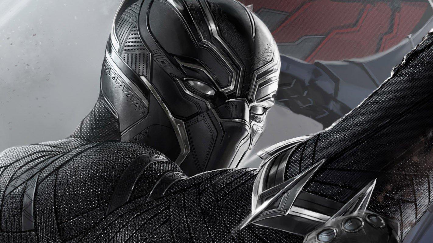 Black Panther presenta el primer póster de su película en solitario