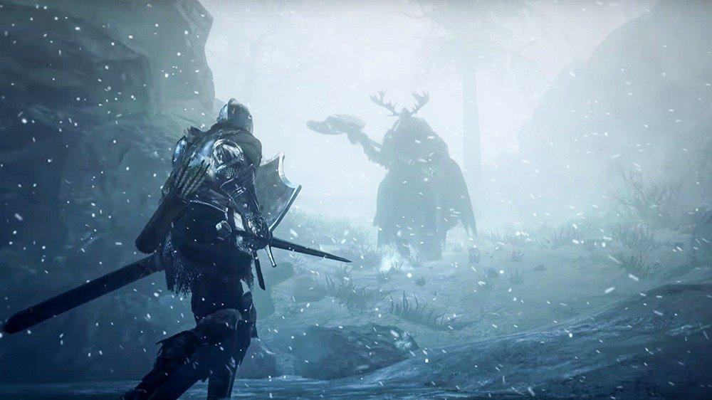 Dark Souls 3: Ashes of Ariandel muestra su modo PvP en un nuevo tráiler