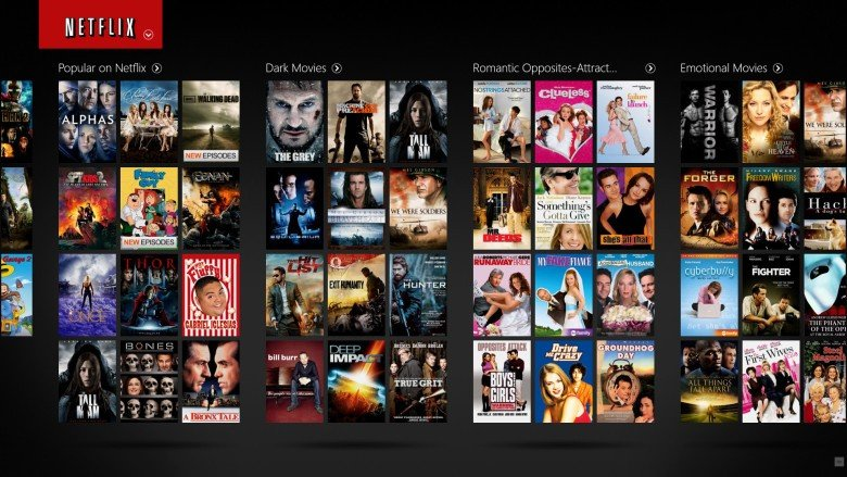 Netflix permite solicitar los contenidos que quieres ver en la plataforma