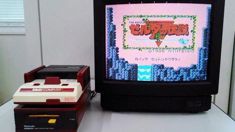 Nintendo encuentra accesorios de la Famicom en sus almacenes de Japón