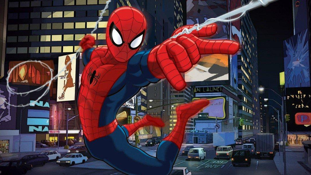 Spiderman tendrá una nueva serie de animación en 2017