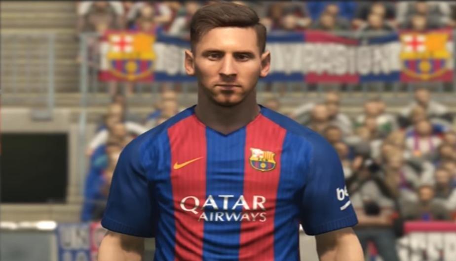 Pro Evolution Soccer: Así ha sido la evolución de Messi a lo largo de los años