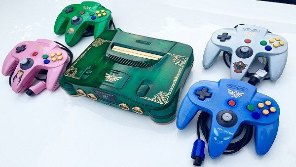 Nintendo 64: Los mejores videojuegos en sus 20 años dentro de Europa